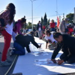 Jornada de reflexión e intervenciónes culturales en Madryn a 43 años del golpe cívico militar