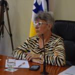 """""""No debemos engrosar el personal de la Legislatura con gente sin rol por cumplir"""", advirtió Xenia Gabella"""