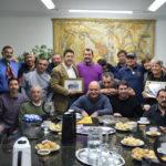 Emotivo reconocimiento del Concejo Deliberante a los Veteranos de Malvinas