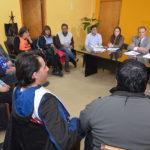 Provincia se reunió con la Mesa de Unidad Sindical y aseguró que abonará los acuerdos paritarios homologados