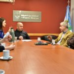 """Sastre: """"El trabajo mancomunado es una prioridad y una bandera de esta gestión municipal"""""""