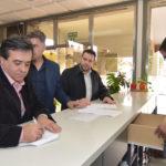 Meiszner amplió su denuncia contra el dirigente de ATE Edgardo Hompanera ante el Ministerio Público Fiscal
