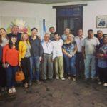 Reunión en Puerto Madryn y nueva gira provincial para buscar la Presidencia de la Convención Radical en un proyecto Plural