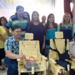 Centros de Formación Profesional entregaron dispositivos de rehabilitación para escuelas especiales