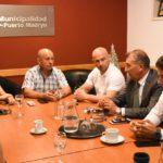 El Intendente anunció el «Plan de Seguridad Integral» para Madryn