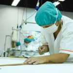 Madryn: Confeccionan indumentaria sanitaria para toda la Provincia
