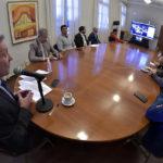 Arcioni presentó el Plan de Flexibilización de la cuarentena a los Intendentes
