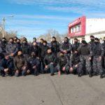 La División de Motos de la Policía del Chubut celebró su 30° Aniversario
