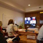 Perata convocó a los gremios a que integren el Consejo Asesor para el regreso a clases presenciales