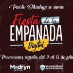 Puerto Madryn se suma a la fiesta de la empanada digital