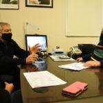 Sastre se reunió con Béliz por la definición del horario comercial