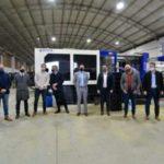 Trelew: se inauguró ampliación de la fábrica de cajones en el Parque Industrial