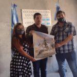 Rindieron homenaje al General San Martín por el 243º de su natalicio en Puerto Madryn