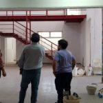 Obra de ampliación de la Escuela  N° 480 de Puerto Madryn