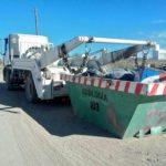 Llega la campaña de limpieza a los barrios Perito Moreno y 21 de Enero