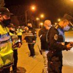 La APSV participó de la 7° edición del 'Programa Alcoholemia Federal', detectando 7 conductores bajo los efectos del alcohol en Chubut